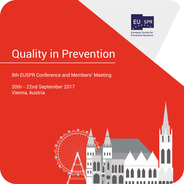 8th EUSPR Conference in Vienna on Quality in Prevention