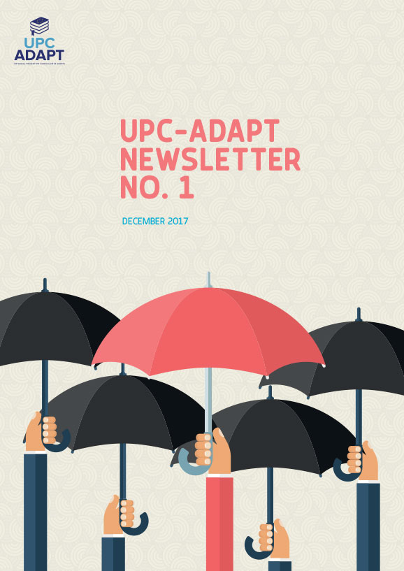 First UPC-Adapt newsletter is out