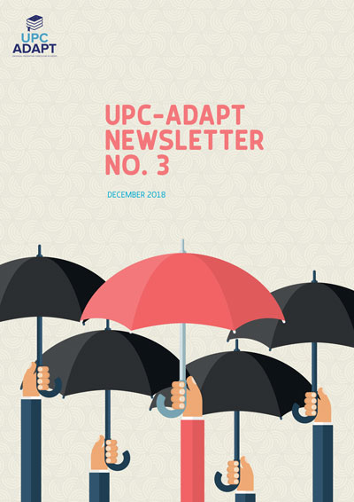 Third UPC-Adapt newsletter is out